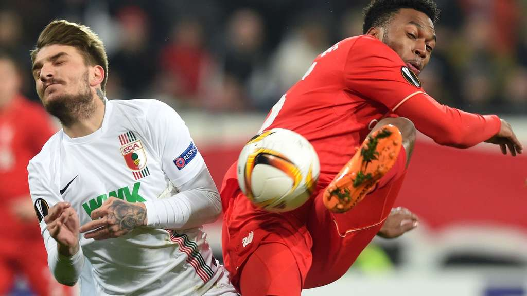 FC Liverpool FC Augsburg Europa League live TV Live-Stream kostenlos