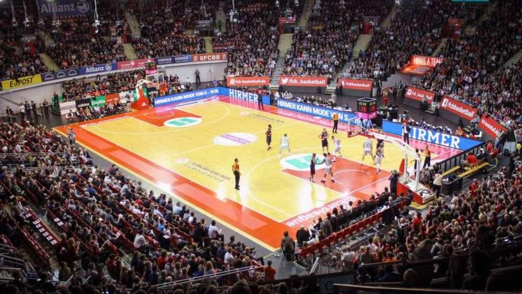 fc bayern basketball stadion