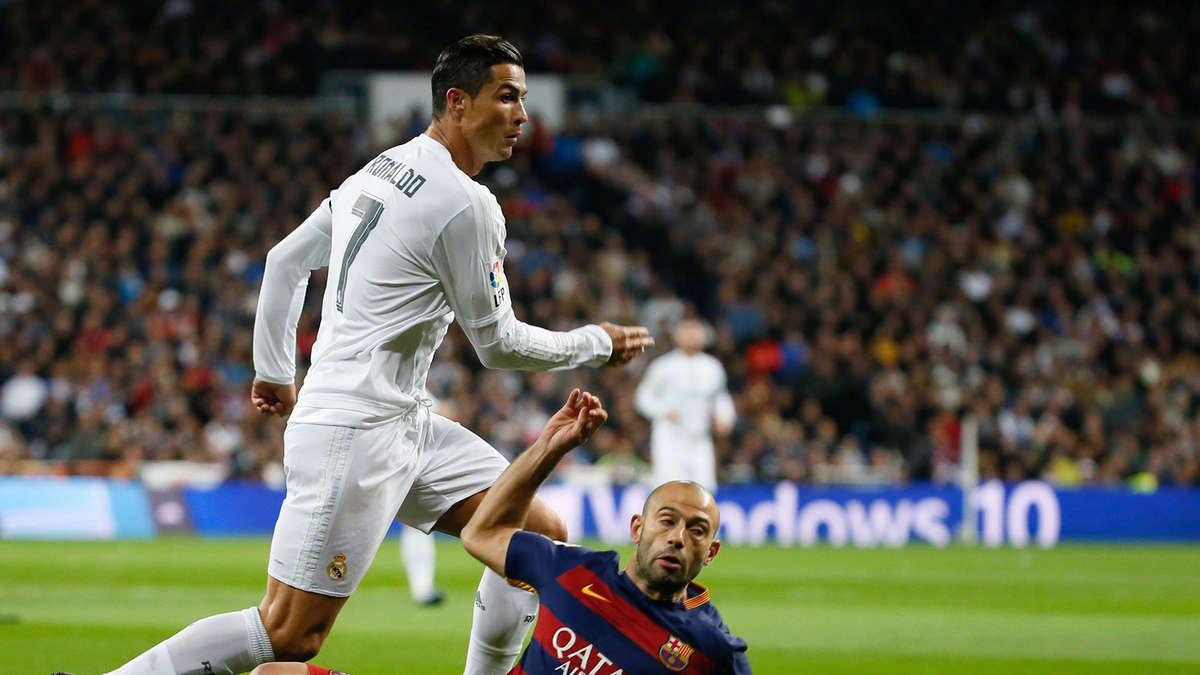 wann spielt real madrid gegen barcelona