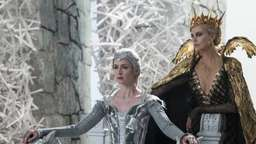 """The Huntsman & The Ice Queen"": Leckerbissen für Genrefans"