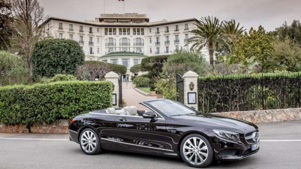 mercedes s klasse cabrio startet bei 139 052 euro auto. Black Bedroom Furniture Sets. Home Design Ideas