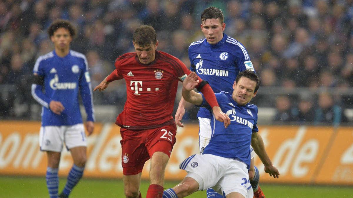 Fc bayern m nchen gegen fc schalke 04 bundesliga jetzt for Bundesliga live stream