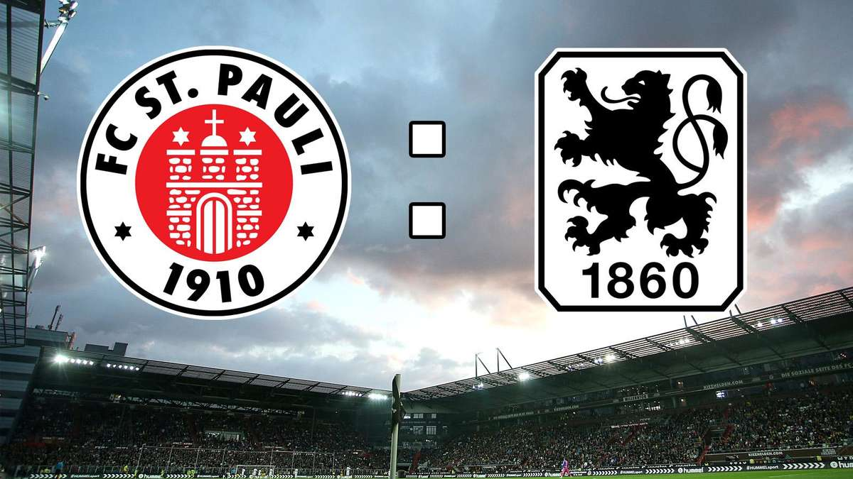 fc st pauli gegen tsv 1860 m nchen live ticker 1860. Black Bedroom Furniture Sets. Home Design Ideas