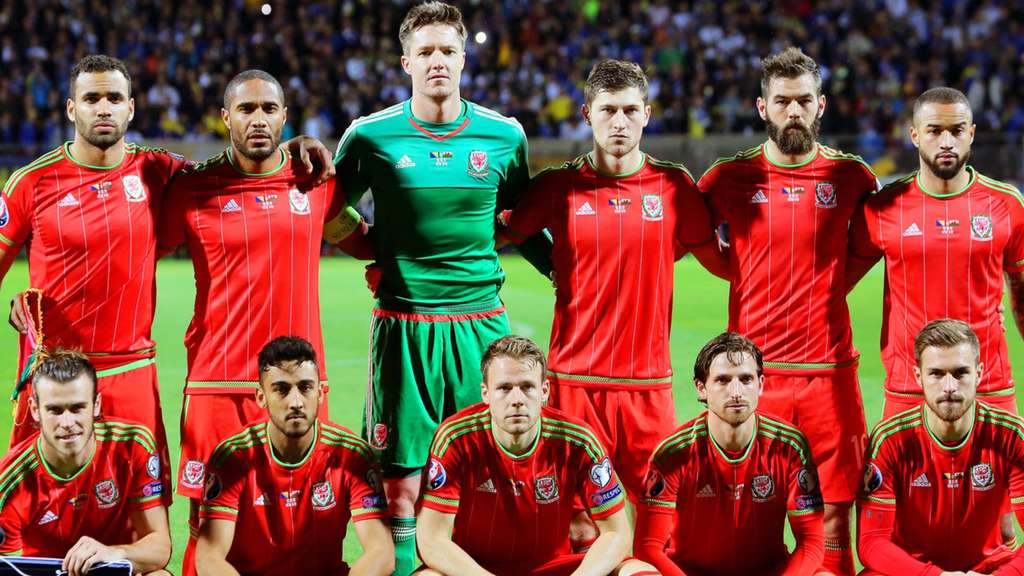 fußball wales