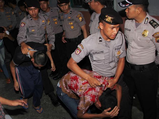 Indonesien führt Todesstrafe und Kastration für Kinderschänder ein