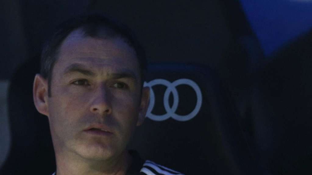 Paul Clement (l.) war bereits bei Real Madrid Co-Trainer von Carlo Ancelotti.