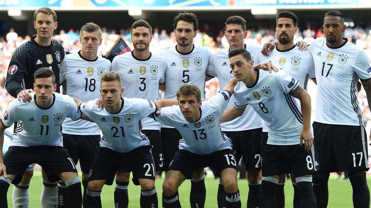 aufstellung halbfinale deutschland