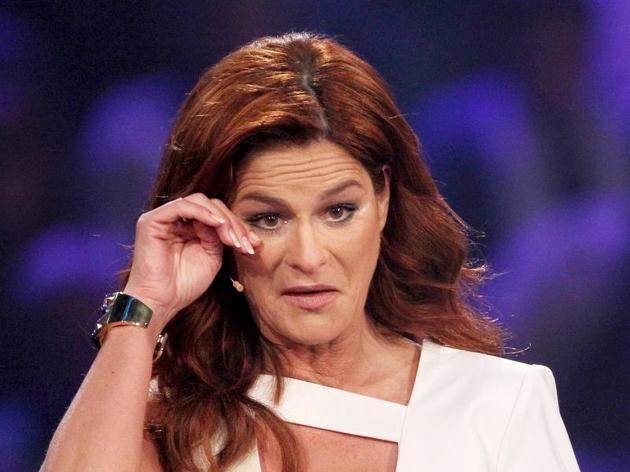Nach Bühnenunfall: So geht es Schlagerstar Andrea Berg