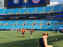 FCB-USA-Ticker: Öffentliches Training in Charlotte