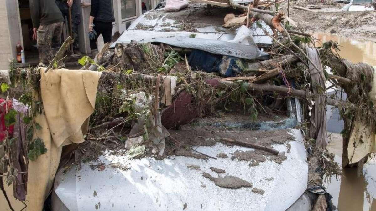 sch den durch berschwemmungen zahlt die kfz versicherung auto. Black Bedroom Furniture Sets. Home Design Ideas