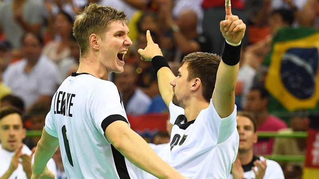 olympia handball deutschland slowenien