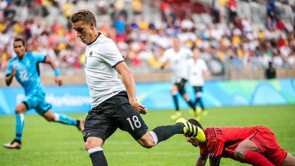 olympia team fußball deutschland