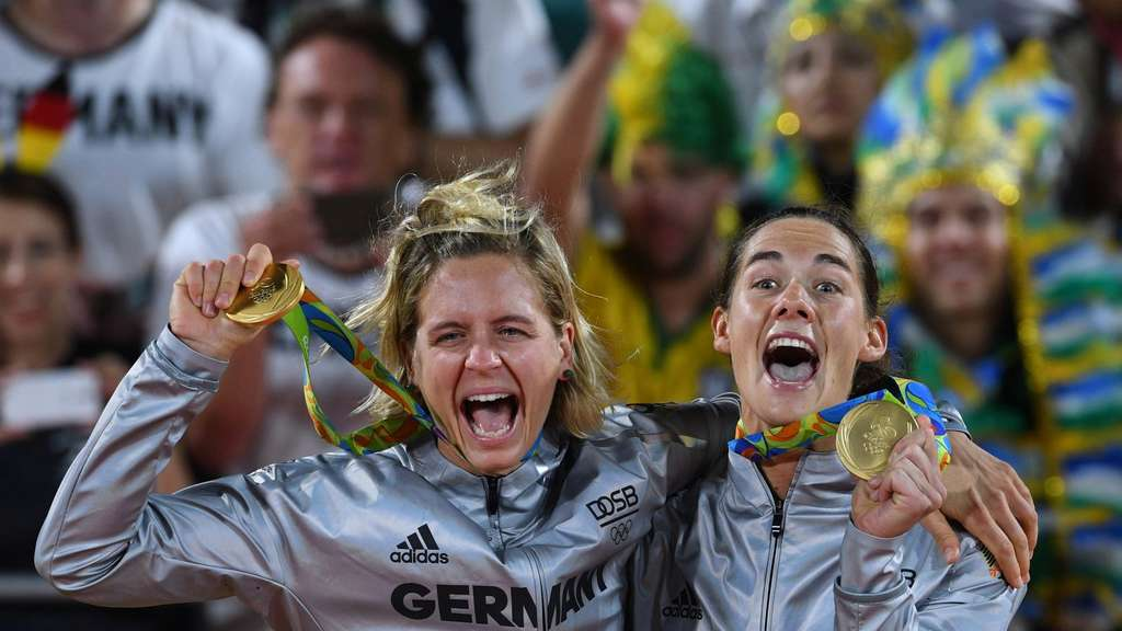 Ludwig/Walkenhorst um Beach-Gold wieder gegen Brasilien