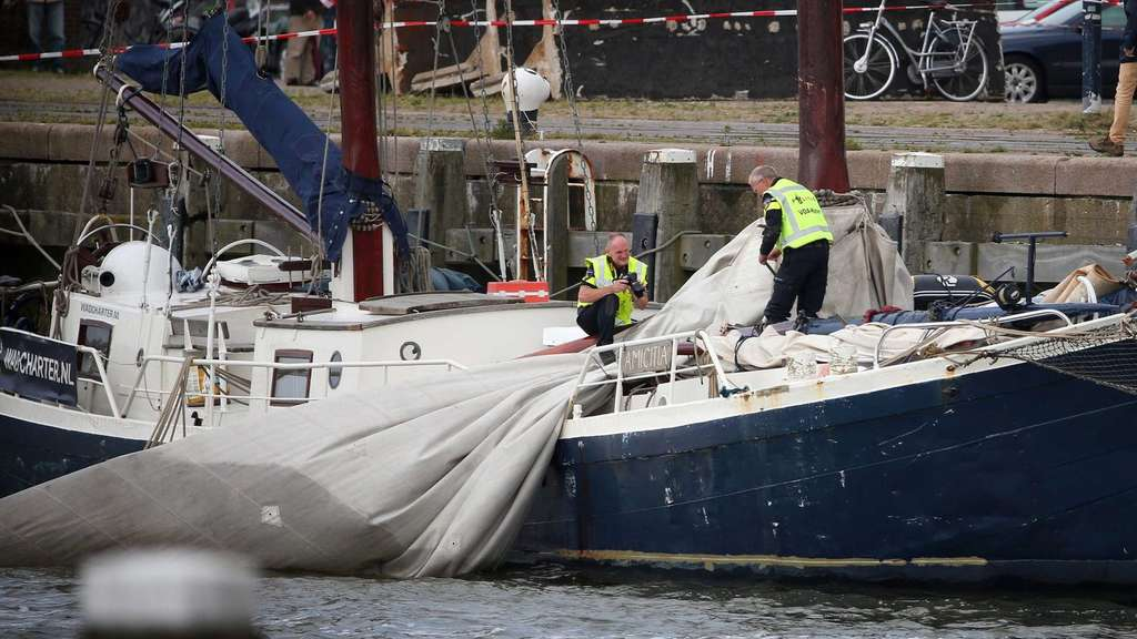 Three people killed in yacht accident