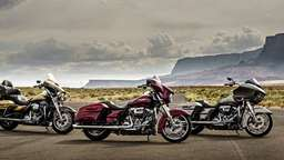 Milwaukee-Eight: Neuer Motor für Harley-Tourer