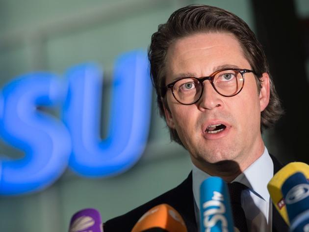 Zeichen der Entspannung? CSU lobt Merkel-Auftritt