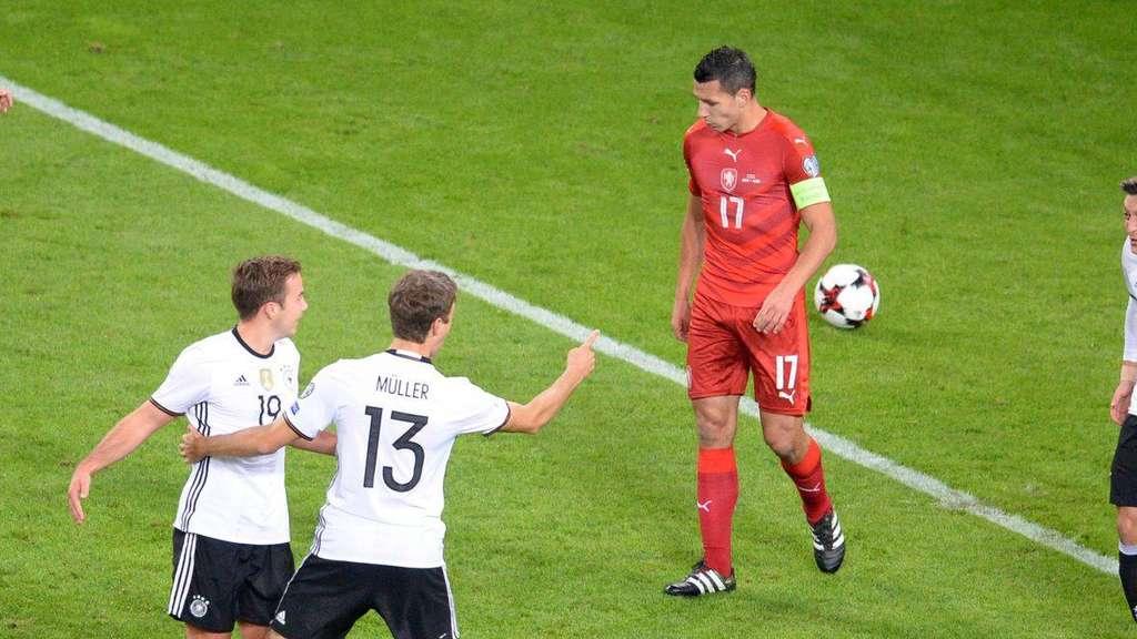 deutschland gegen tschechien fußball