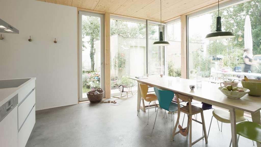das haus des jahres 2016 olchinger bauherren gewinnen den 1 preis wohnen. Black Bedroom Furniture Sets. Home Design Ideas