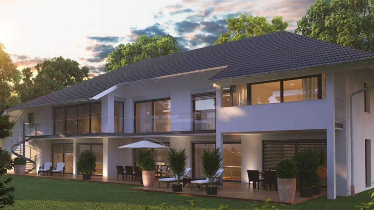 das ist die neue 400 qm villa von douglas costa fc bayern. Black Bedroom Furniture Sets. Home Design Ideas