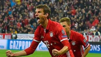Müllers linkes Ding: So gefiel ihm die ungewohnte Position
