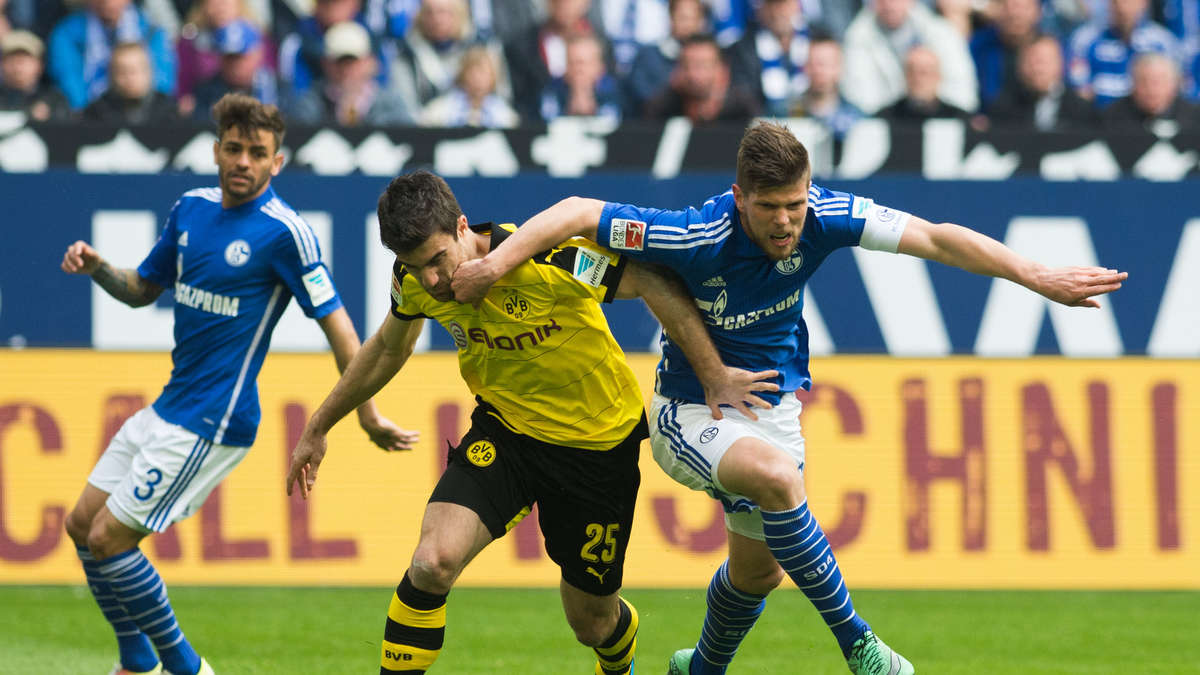 Borussia dortmund fc schalke 04 bundesliga live im tv for Bundesliga live stream