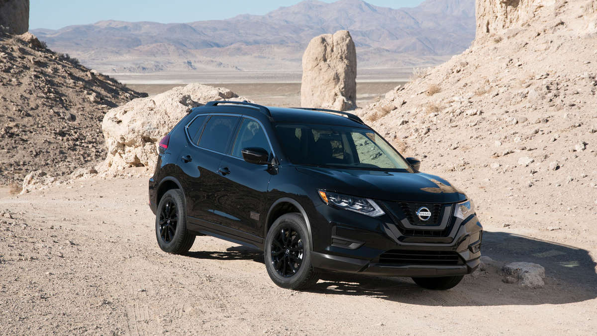 nissan rogue star wars limited edition rogue one a star wars story auto. Black Bedroom Furniture Sets. Home Design Ideas