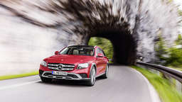 Outdoor-Typ: Mercedes E-Klasse All-Terrain