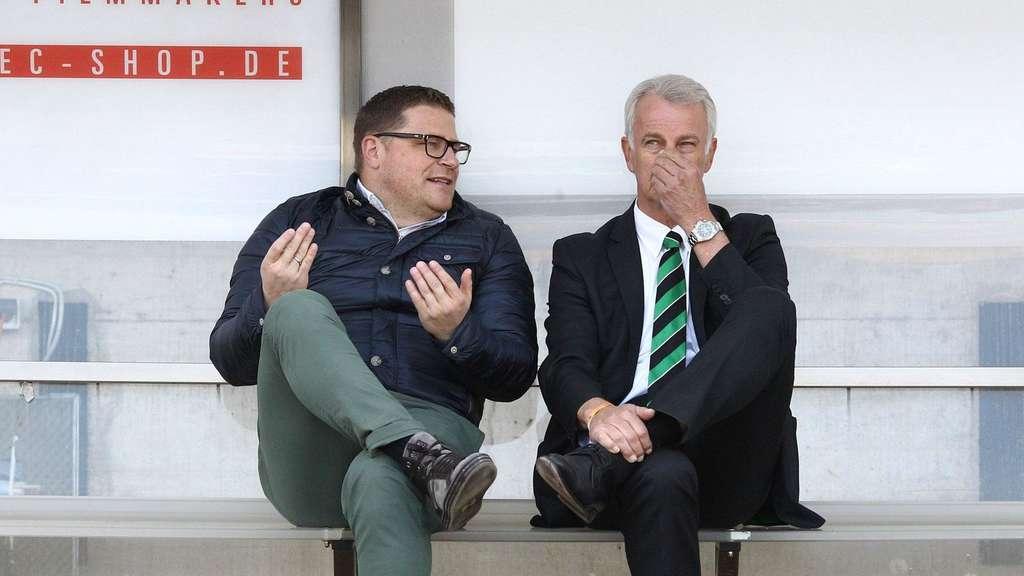 Rainer Bonhof ist genervt von der Diskussion ob Max Eberl zum FC Bayern wechselt