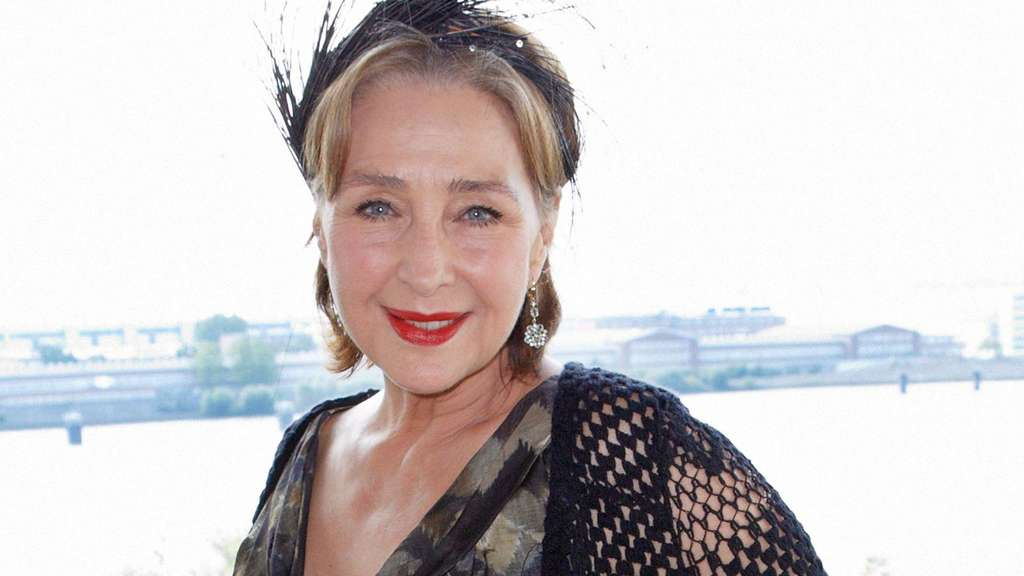 Filmstar Christine Kaufmann liegt im Koma