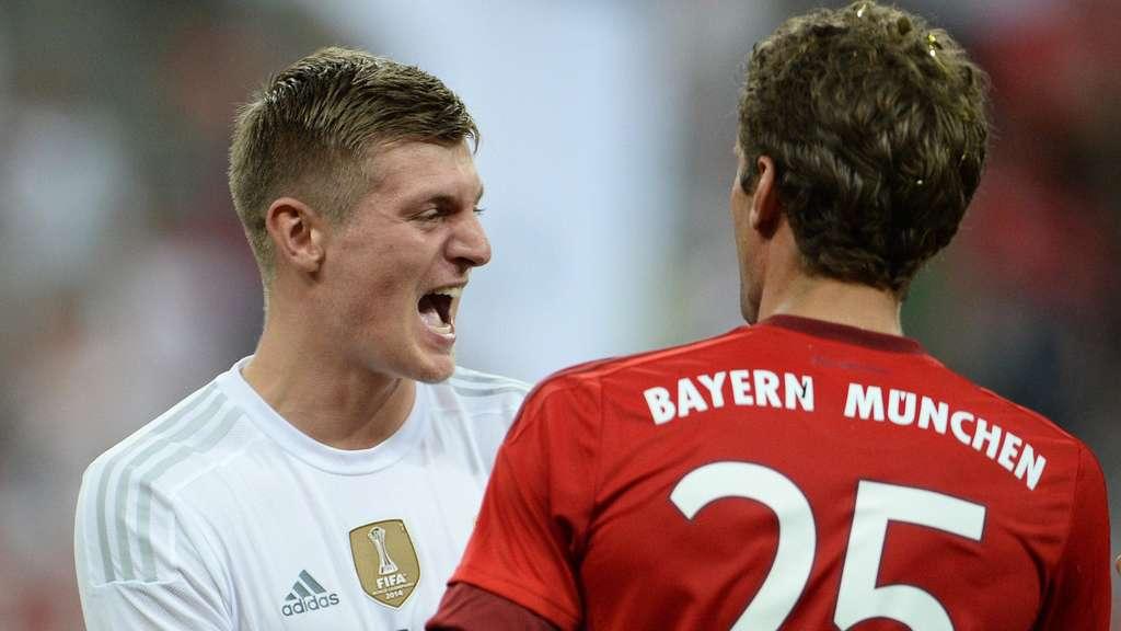 Bayern treffen auf makelloses Real