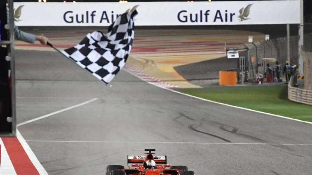 Formel 1: Bottas sichert sich Pole in Bahrain