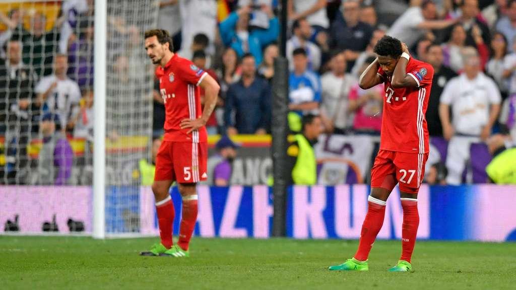 Bayern-Profi Vidal in Rage wegen