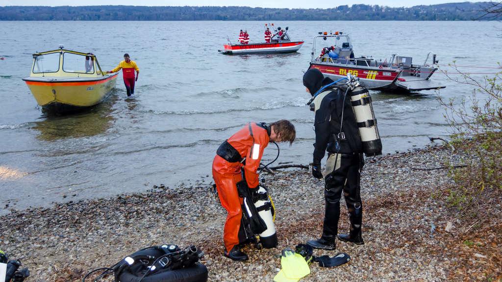 Toter Taucher im Starnberger See: Was die Obduktion ergab