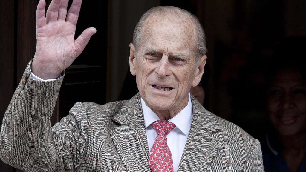 Prinz Philip zieht sich von offiziellen Verpflichtungen zurück