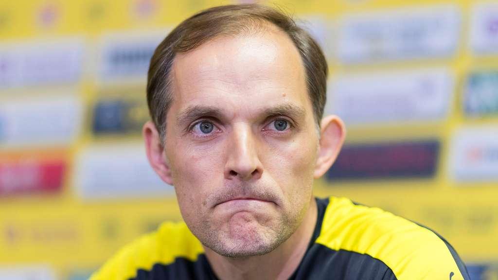 Fußball : Tuchel-Berater: Keine Offerte von Bayer