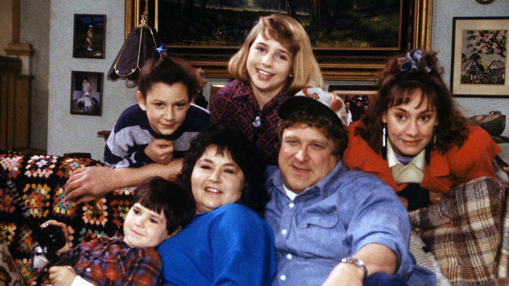 Roseanne: Die Kult-Sitcom kehrt 2018 zurück