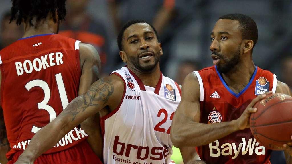 Basketball-Playoffs: Halbfinal-Duell Bamberg gegen Bayern perfekt