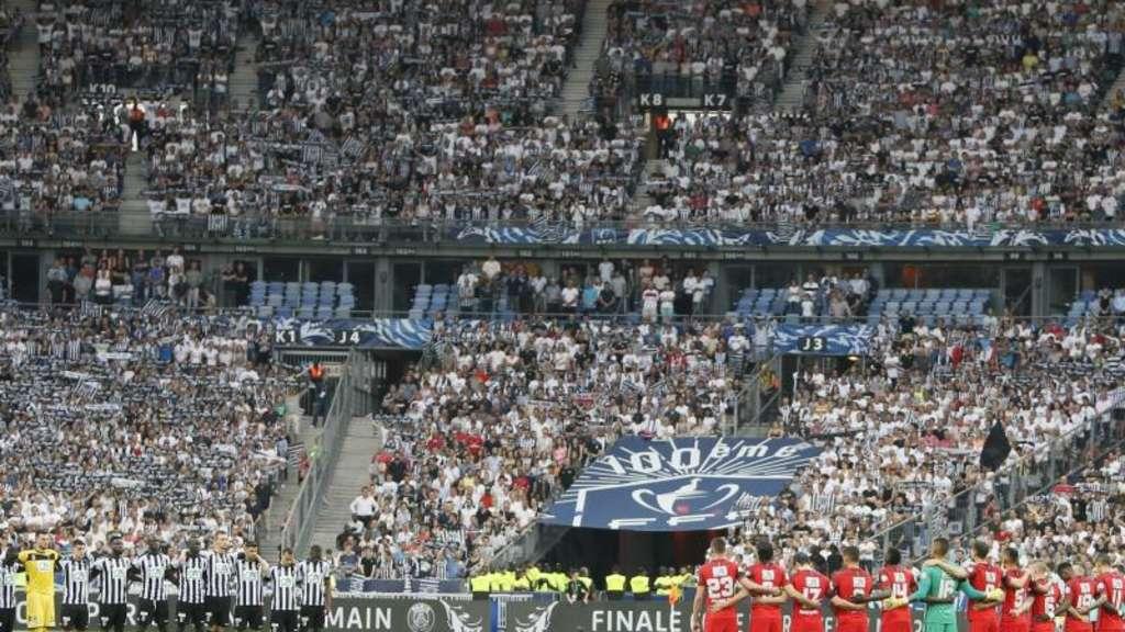 Eigentor rettet PSG : Paris Saint-Germain zum elften Mal Cupsieger
