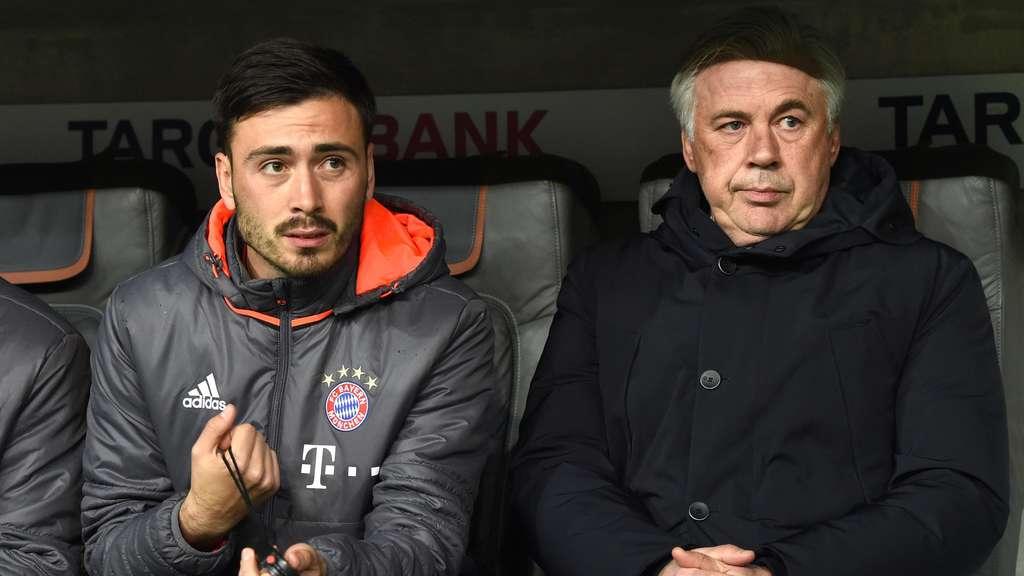 Co-Trainer-Kandidat? | Gerüchte um Bayern-Rückkehr: Das sagt Sagnol