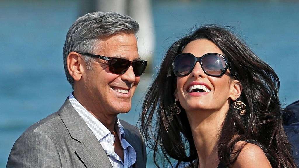 Amal und George Clooney sind Eltern geworden