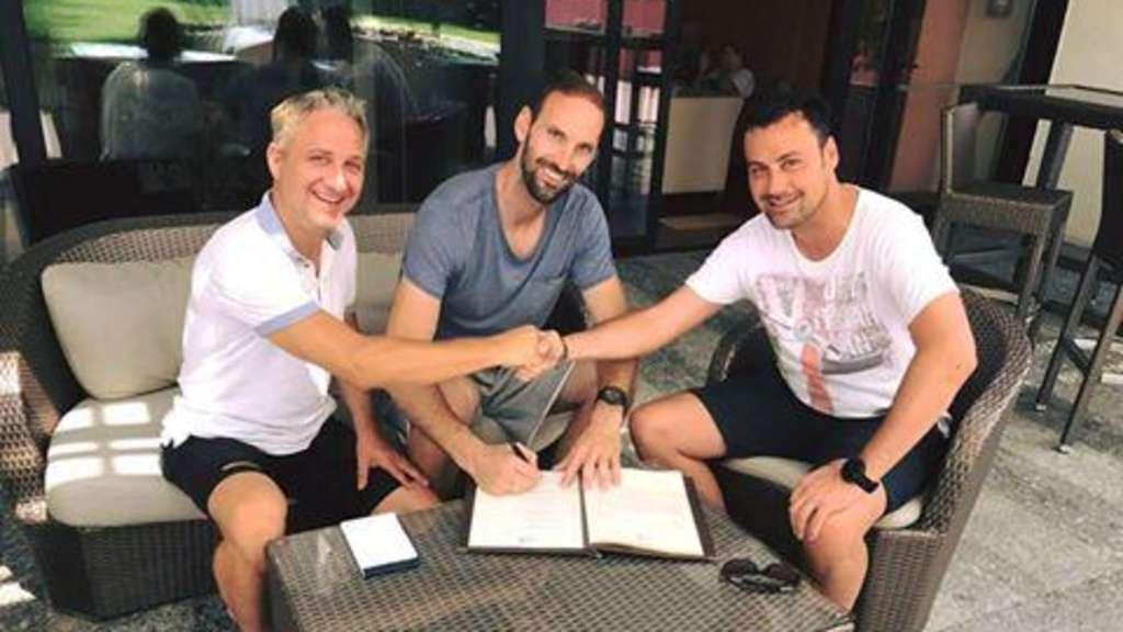 Hammertransfer - wechselt Starke zum FC Finsing?