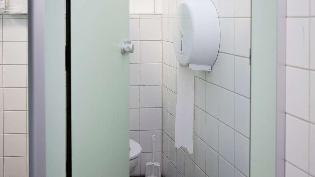 Vergewaltigung auf Uni-Toilette: Heute soll das Urteil fallen