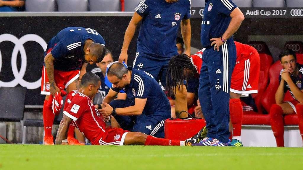 Atlético schlägt Napoli bei Cup in München