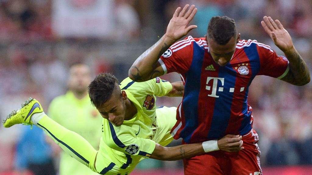 Ausgeplaudert: Bayern lehnte Neymar-Transfer ab