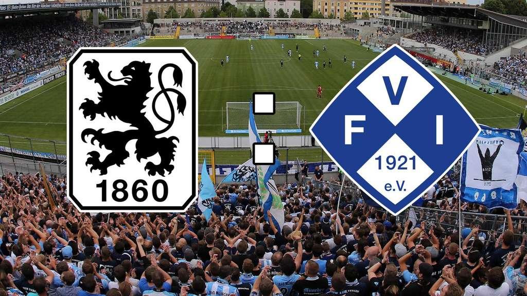 Kantersieg im Topspiel! 1860 schießt Illertissen aus dem Stadion