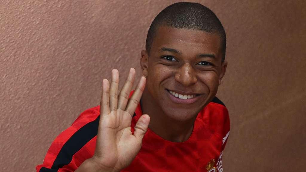 PSG und Monaco über Transfer von Mbappé einig