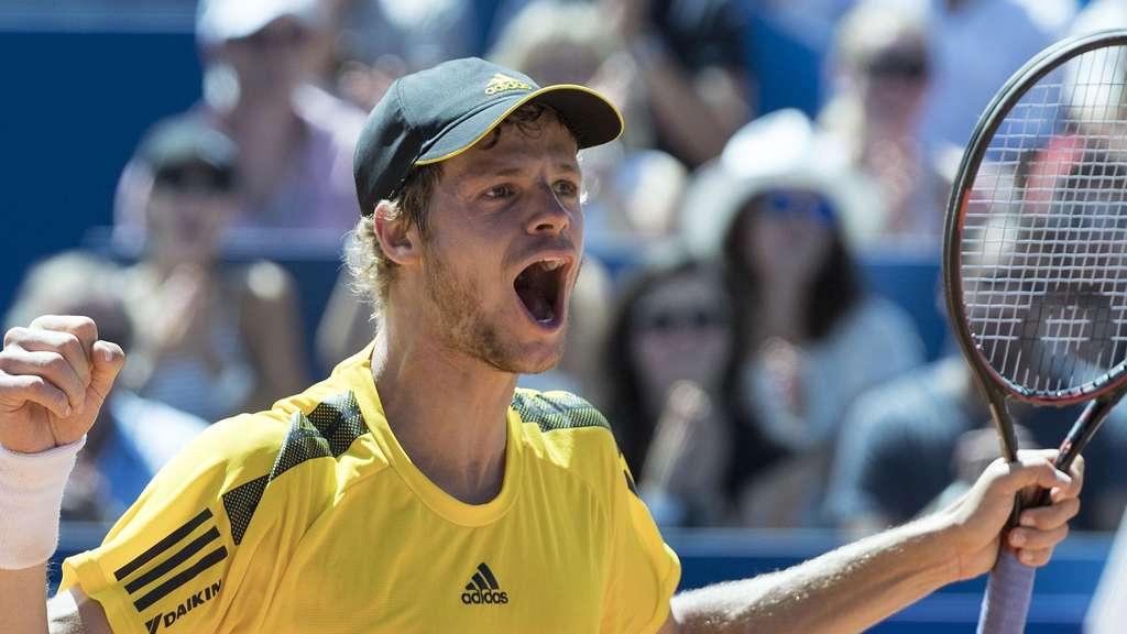 Stebe eröffnet Davis-Cup-Playoffs