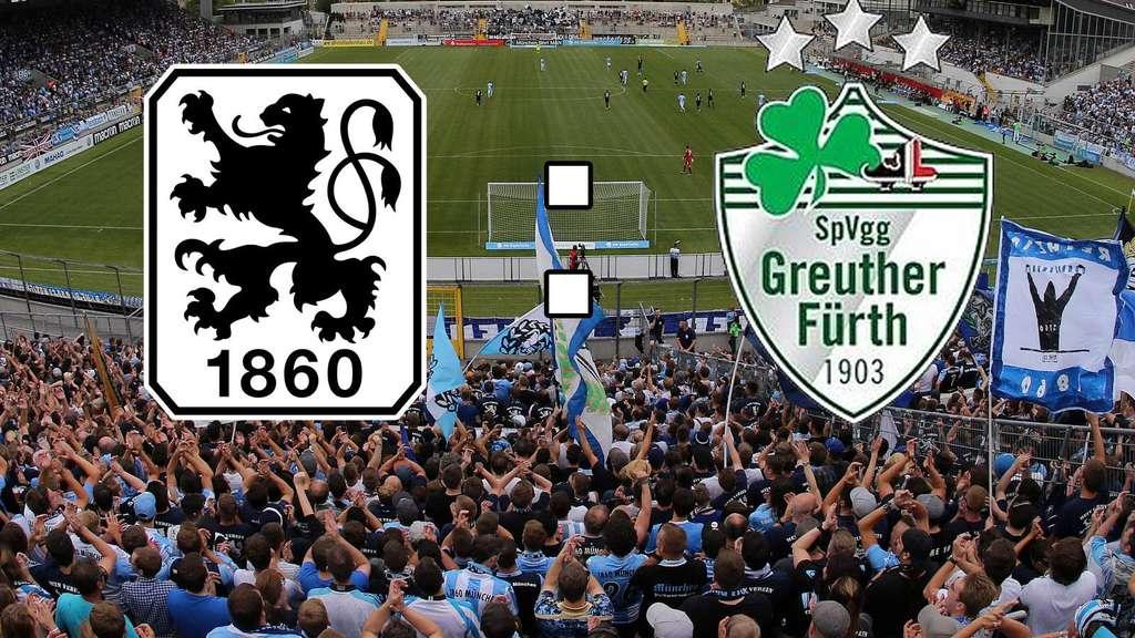 München: Partie gegen Greuther Fürth II live im TV