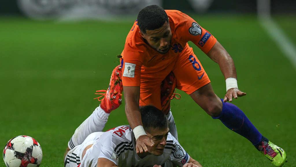 Robben hält Niederlande im Rennen, Rekord für Ronaldo