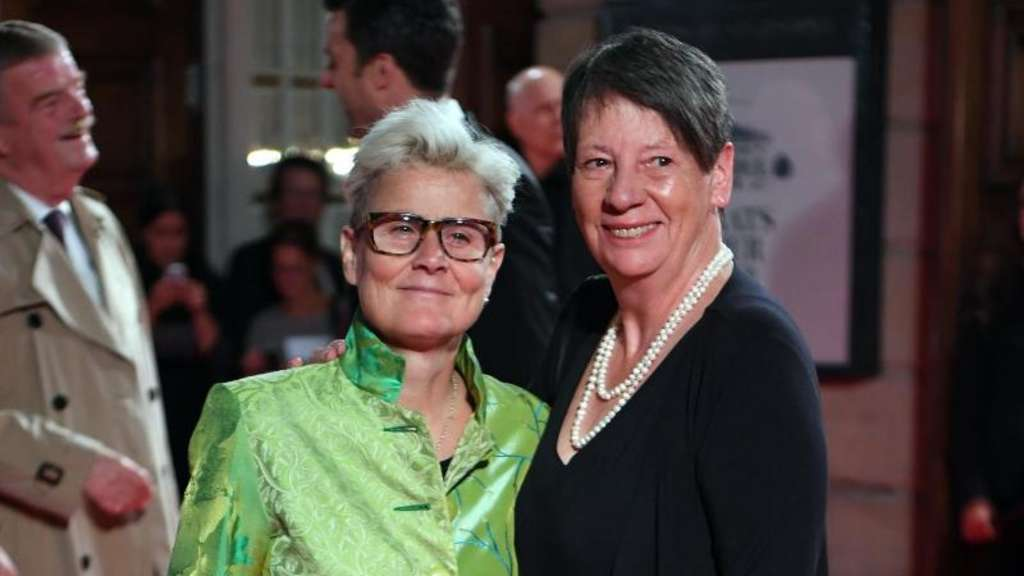 Umweltministerin Hendricks hat Lebenspartnerin geheiratet